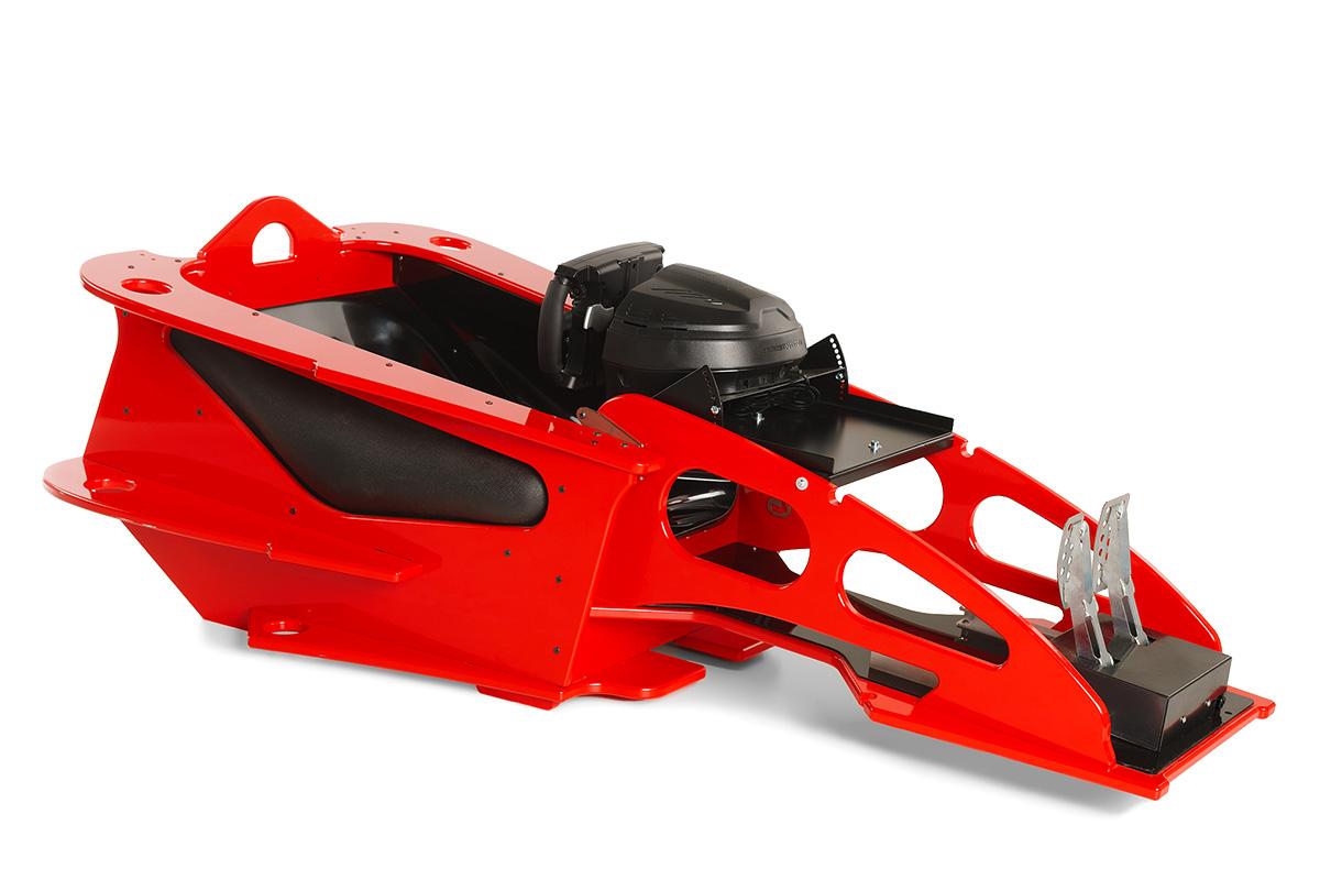 Ferrari Car Seat Uae