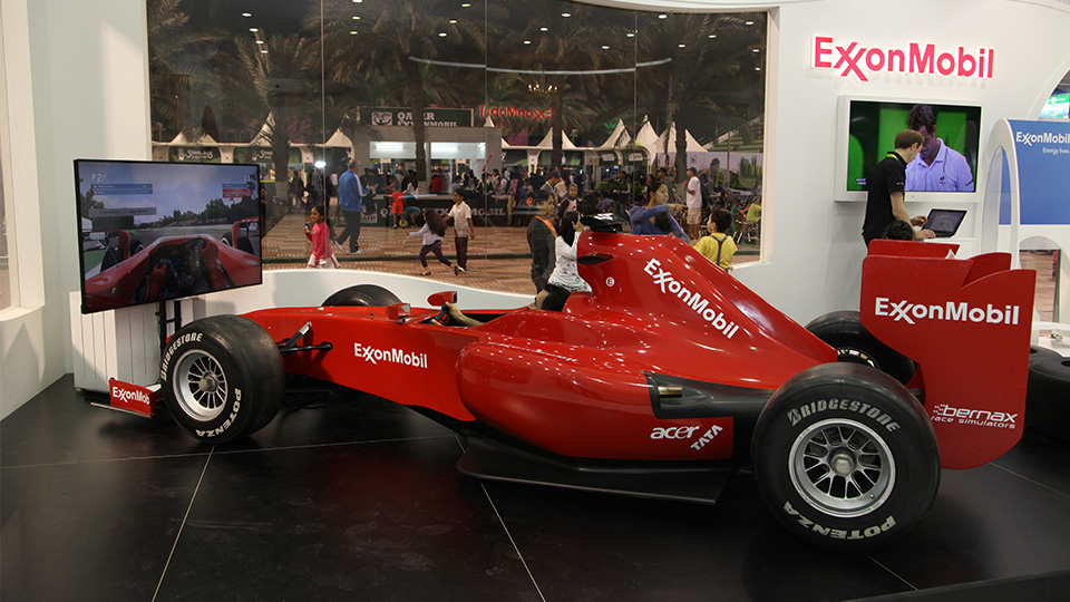 Rent a Formula 1 Simulator